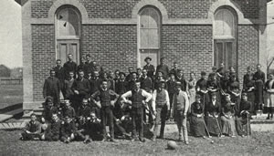 Markham District High School cir1882